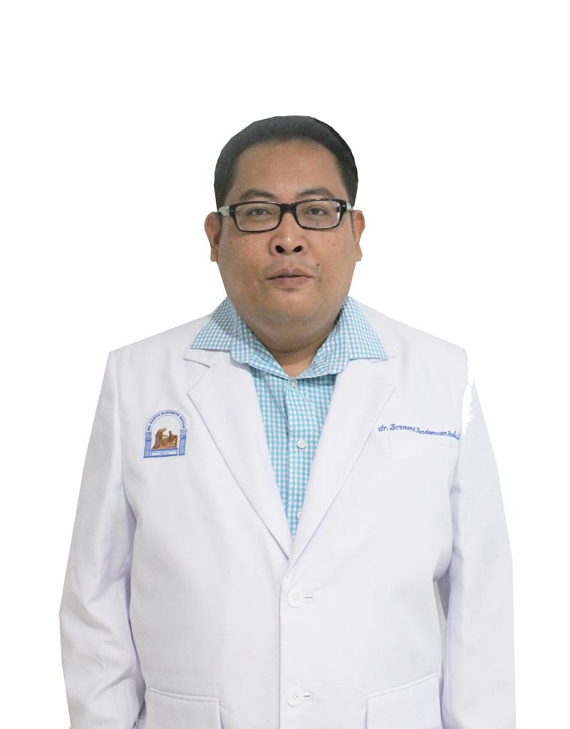 dr. Bernard Pardomuan, SpB