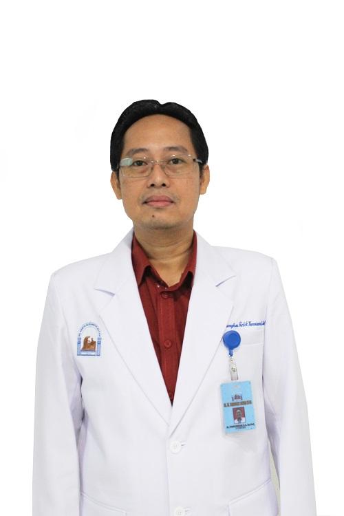 dr. Pamungkas Kelik Kurniawan