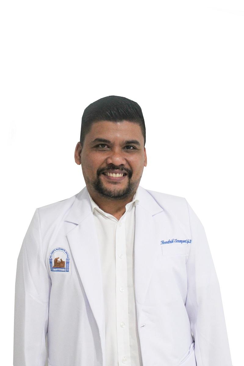 dr. Hendrik EP. Sarumpaet, SpPD